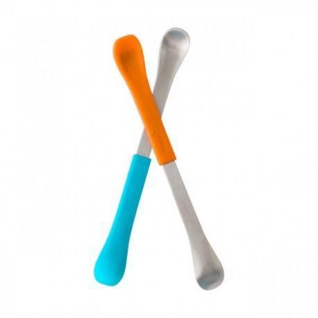Boon - Set SWAP Lingurita 2 in 1 (lingurite cu 2 capete)