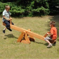 Soulet - Balansoar din lemn Persik