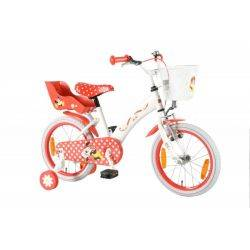 E&L Cycles - Bicicleta E&L Minnie Mouse 16''