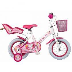 Bicicleta Snoopy Best Friend 12""