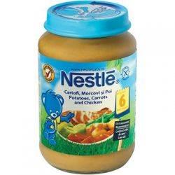 Nestle Piure pui, morcovi, cartofi x 200g
