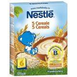 Cereale Nestle - 5 Cereale x 250g