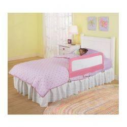 Summer Infant - Protectie pliabila pentru pat Pink