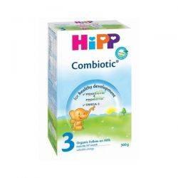 HIPP -3 COMBIOTIC - Formula lapte de continuare x 300g