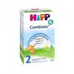 HIPP - 2 COMBIOTIC - Formula lapte de continuare pentru sugari x 300g
