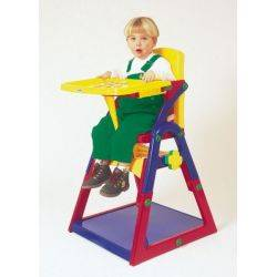 Litaf - Scaun Sit 'N Play (scaun inalt si masuta)