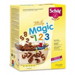 Milly Magic Pops - Cereale invelite in ciocolata x 250g, Dr. Schar