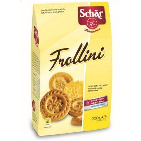 Frollini Biscuiti din aluat fraged cu miere x 300g Dr Schar