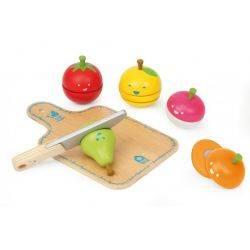 House of Toys - Jucarie cu fructe si legume de taiat