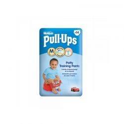 Huggies Pull-UPS Boy - chilotei tranzitie copii M/5 (11-18kg)