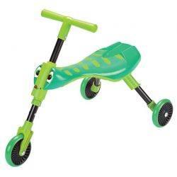 Tricicleta fara pedale Scuttlebug Grasshoper Mookie