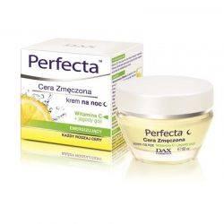 Perfecta Crema energizanta pentru noapte, 50 ml