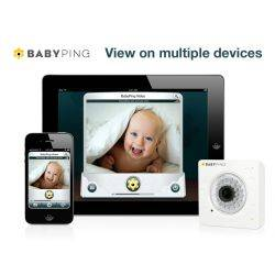 Video monitor bebe BabyPing