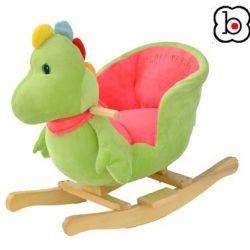 Balansoar sunete Dino BabyGo