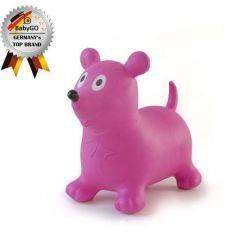 Animalut gonflabil Soricica cea roz BabyGo
