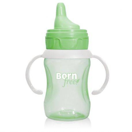 Born Free Cana antiscurgere ActiveFlow Training cup