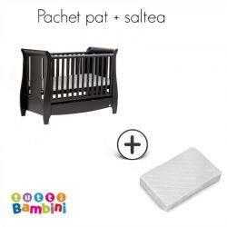 Tutti Bambini Set patut + salteluta pentru bebelusi Lucas Expresso
