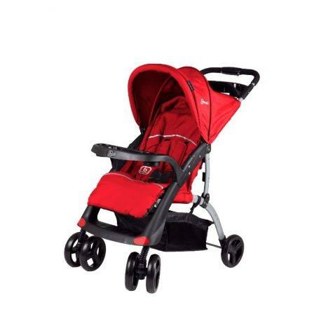 Carucior multifunctional Shopper Red BabyGo