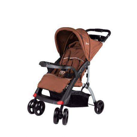 Carucior multifunctional Shopper Brown BabyGo