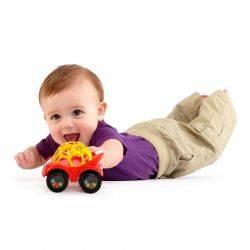 Oball-Prima Masinuta a bebelusului Rattle&Roll