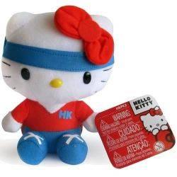 Mascota Hello Kitty 16 cm