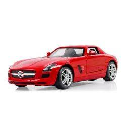Mercedes SLS AMG cu Telecomanda 1:14 Rosu