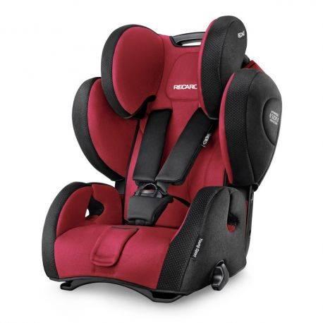 Scaun Auto pentru Copii fara Isofix Young Sport Hero Ruby