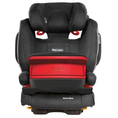 Scaun Auto Copii cu Isofix Monza Nova IS Black
