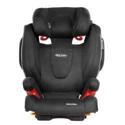 Scaun Auto pentru Copii fara Isofix Monza Nova 2 Black