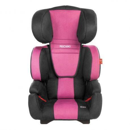 Scaun Auto pentru Copii Milano Pink