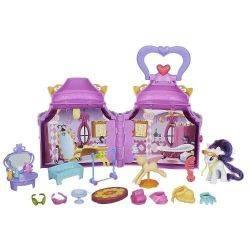 Set de Joaca My Little Pony Booktique - Poneiul Rarity