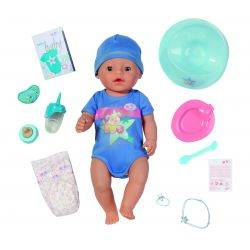 Baby Born PAPUSA INTERACTIVA - BAIAT