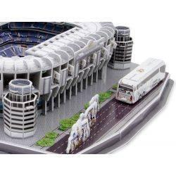 Stadion Real Madrid-Santiago Bernabeu (Spania)
