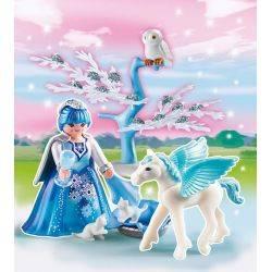 Zana Iernii cu cal inaripat