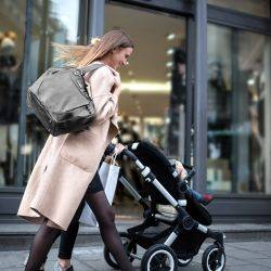 Geanta multifunctionala City Bag Zinc Babymoov