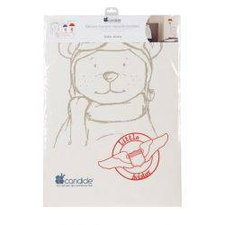 Tatuaj de perete (Sticker) Candide Little Aviator