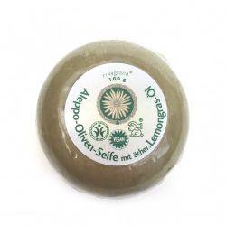 Sapun din Alep cu lemongrass, anti-perspirant x 100g - Finigrana Alep
