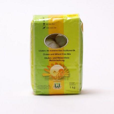 Mix faina fara gluten pentru paine x 1kg Naturbit