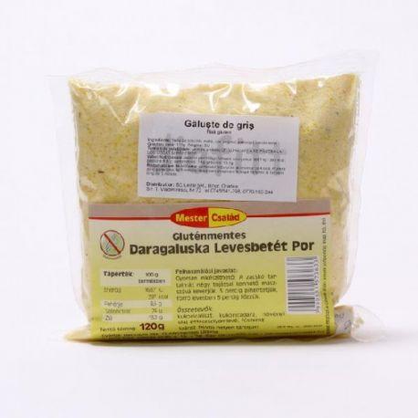 M.Mix galuste de gris fara gluten x 120g Mester