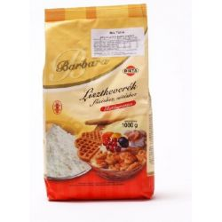 Mix faina pentru gatit si prajituri fara gluten x 1kg Barbara