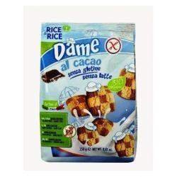 Biscuiti fara gluten DAME x 250g Rice Rice