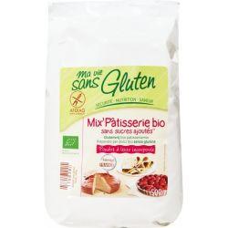 Mix patiserie fara zaharuri adaugate bio x 500g Ma vie sans gluten
