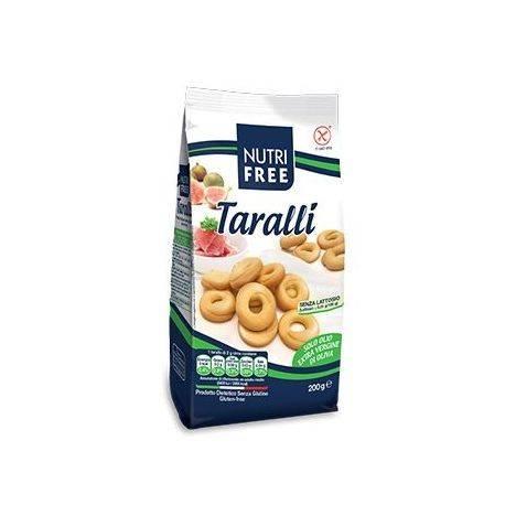 Taralli Covrigei fara gluten x 200g Nutrifree