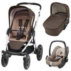 PACHET MURA PLUS WALNUT BROWN MAXI-COSI