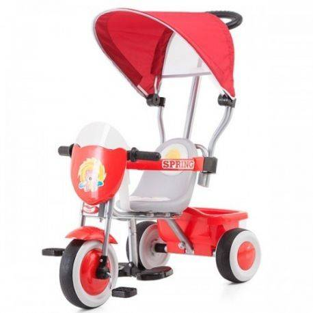 Tricicleta cu copertina Chipolino Spring