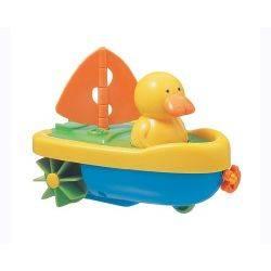 Jucarie pentru baie Captain Duck Tigex