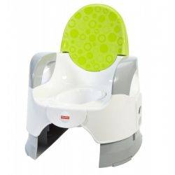 Olita reglabila confort verde Fisher-Price