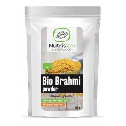 Pudra de Brahmi bio x 125g Nutrisslim