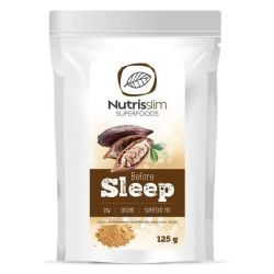Mix superalimente Before sleep bio x 125g - Nutrisslim