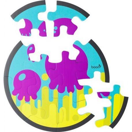Boon Pieces puzzle din spuma pentru baie